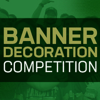 Homecoming Banner Decoration Contest