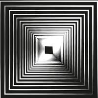 geometric abstract image