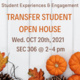 SEE Transfer Student Open House