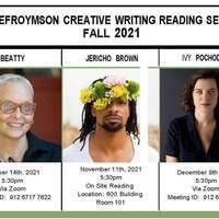 The Efroymson Creative Writing Reading Series