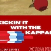 Kickin it with Kappas