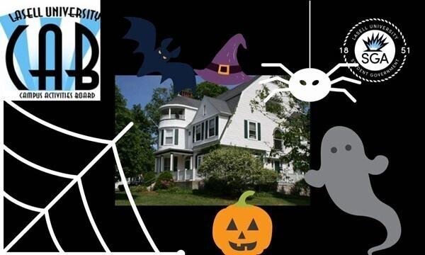 CAB & SGA Haunted House at Saunders House