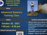 Advanced Skywarn Training