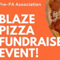 Fundraising Event: Blaze Pizza