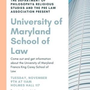 University of Maryland School of Law
