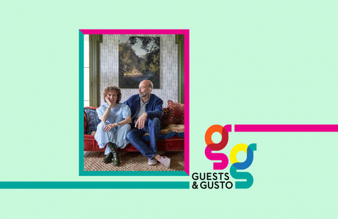 Renovate historic homes for A-listers with Hendricks Churchill co-founders on 'Guests and Gusto'