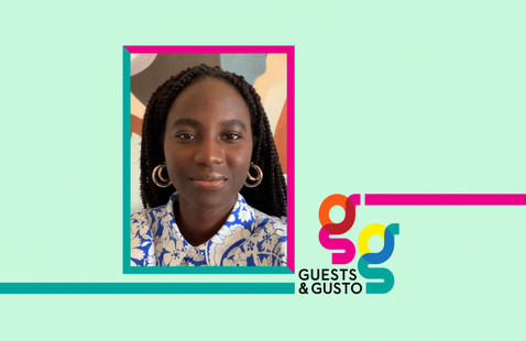 Ask 'Where are the Black designers?' with designer Mitzi Okou on 'Guests and Gusto'