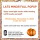LATS Minor Fall Pop-up