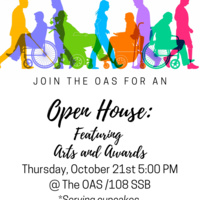 OAS Open House: Featuring Arts and Awards