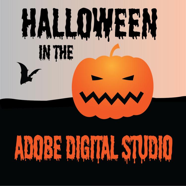 Halloween in the Adobe Digital Studio
