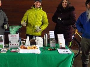 Breakfast for Bikers: Danforth campus