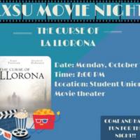 """LXSU Movie Night: """"The Curse of La Llorona"""""""