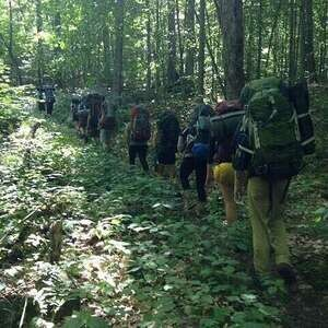 Intro to Backpacking PE