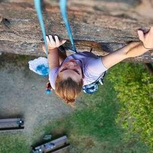 Outdoor Rock Climbing PE