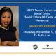 2021 Tanner Forum on Social Ethics