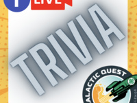 Facebook Live Trivia on Galactic Quest