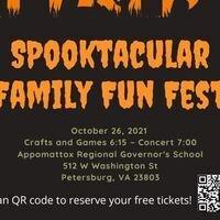 Spooktacular Family Fun Fest