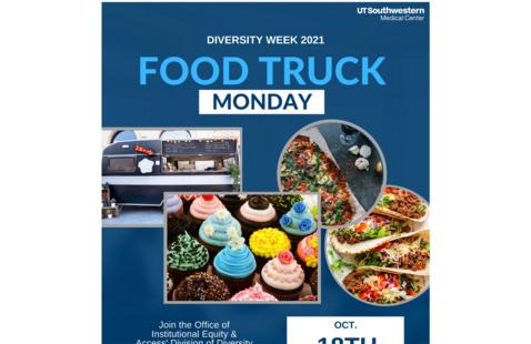 Food Truck Monday: Diversity Week Kick-off