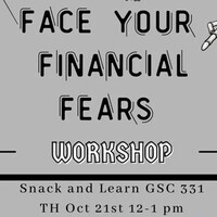 Face Your Financial Fears
