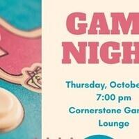 ACM-W Game Night