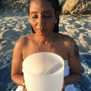 Brown Bag: Accessing the Power Within - Sound Healing Meditation with Devon Cunningham