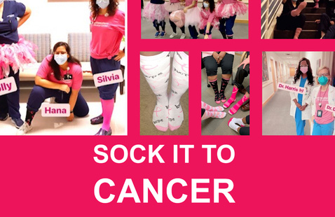 Sock it to Cancer with the Employee Advisory Council