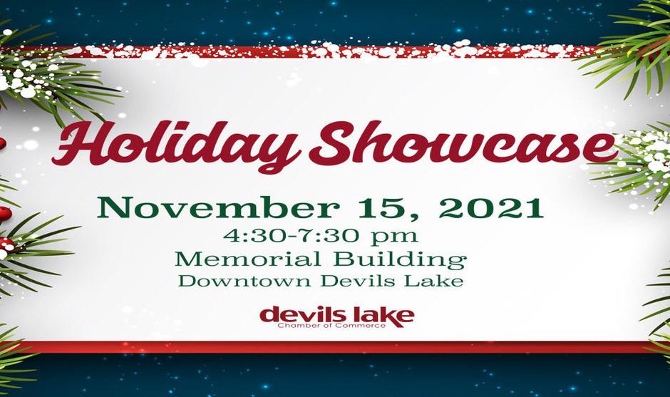 8th Annual Holiday Showcase