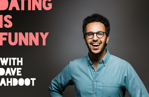 SAPB Presents: Dating is Funny with Dave Ahdoot