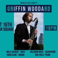Oberlin Jazz Society Presents: Griffin Woodard