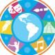 The Center of Latin American Arts(CLAA) graphic