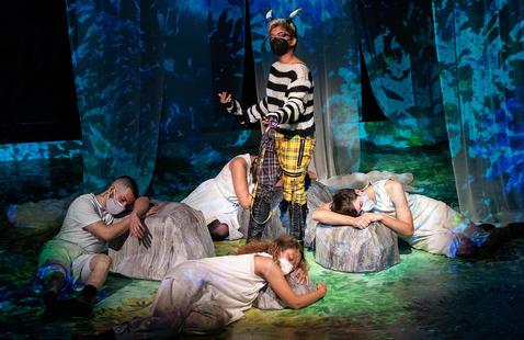 University Theatre Presents A Midsummer Night's Dream