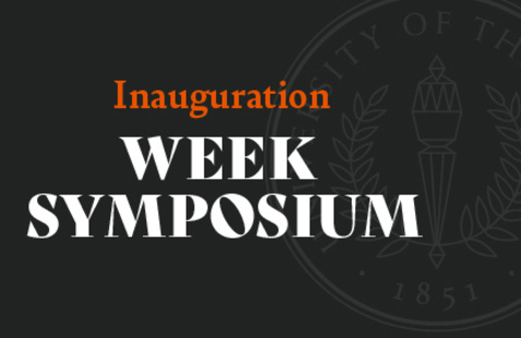 The College Student Experience in the 2020s (Inauguration Week symposium)