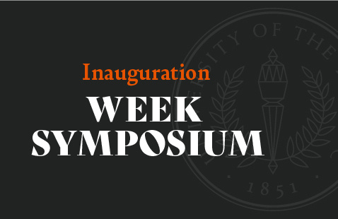 Diversity and American Higher Education (Inauguration Week symposium)