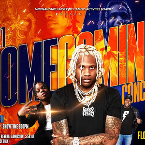 Homecoming Concert featuring Lil Durk