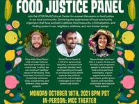 UCSB MCC Food Justice Panel