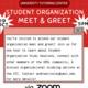 Student Organization Meet & Greet
