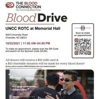 ROTC Blood Drive
