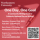 One Day, One Goal: A Community Writing Event to Celebrate National Day on Writing