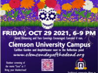 2021 A VIBRANT CELEBRATION OF LIFE - DAY OF THE DEATH