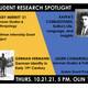 German Studies Student Research Spotlight