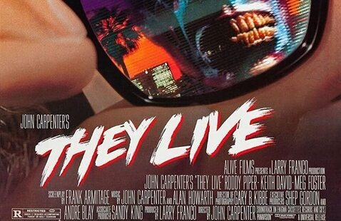"""Movie Night with Professor Shawn Watts – """"They Live"""""""