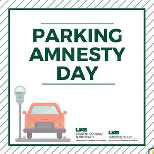 Parking Amnesty Day