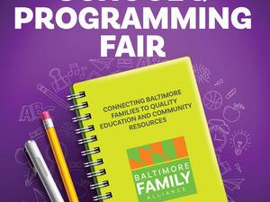 School & Programming Fair