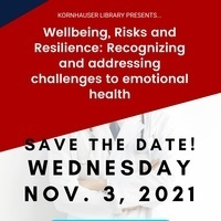 Wellbeing, Risks and Resilience: Recognizing and addressing challenges to emotional health