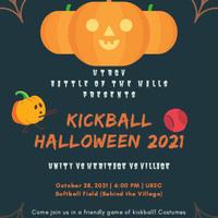 Battle of the Halls Kickball