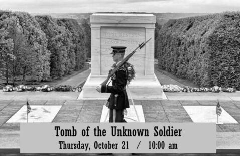 OLLI: Tomb of the Unknown Soldier