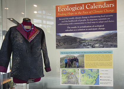 Ecological Calendars: Finding Hope in the Face of Climate Change at Brian C. Nevin Welcome Center