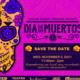 Save the date for Día de los Muertos Nooner