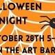 Bac Weekly Event: Halloween Night!
