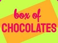Box of Chocolates Meeting